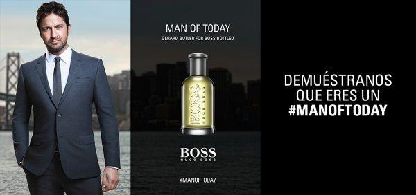 Hugo Boss Busca El #MANOFTODAY En España #HugoBoss #man #hombre