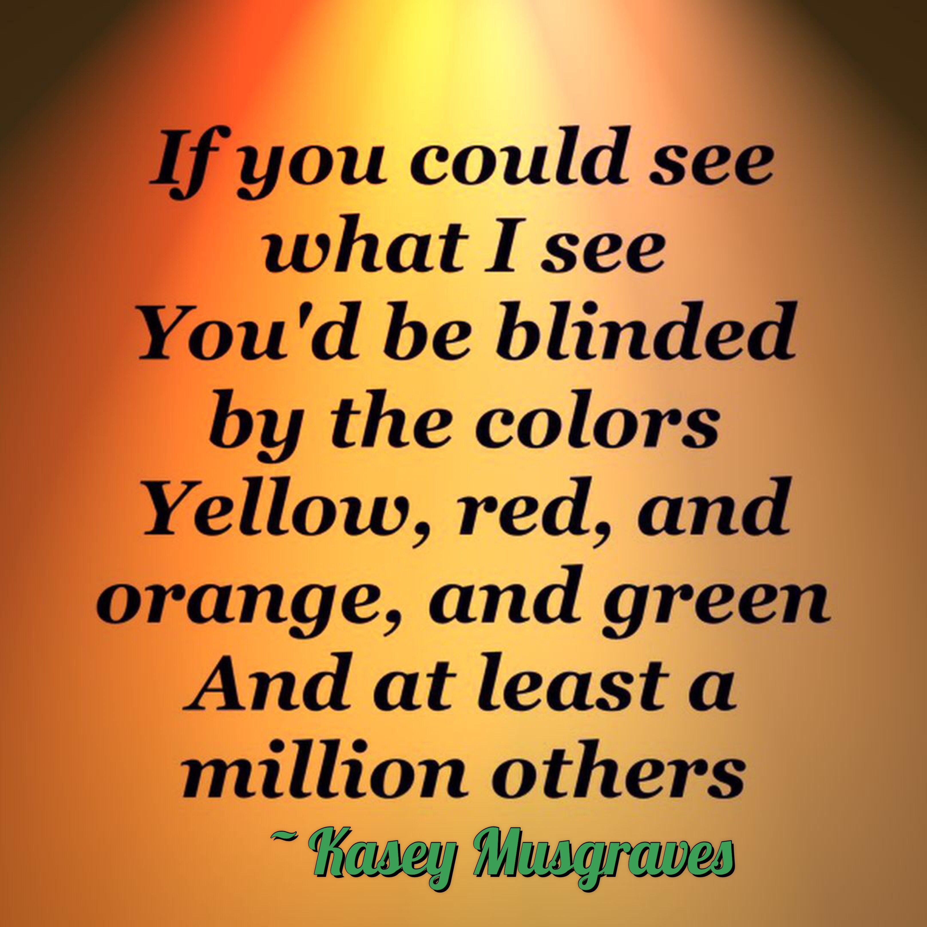Rainbow Lyrics By Kasey Musgraves Lyrics Choose Joy Songs