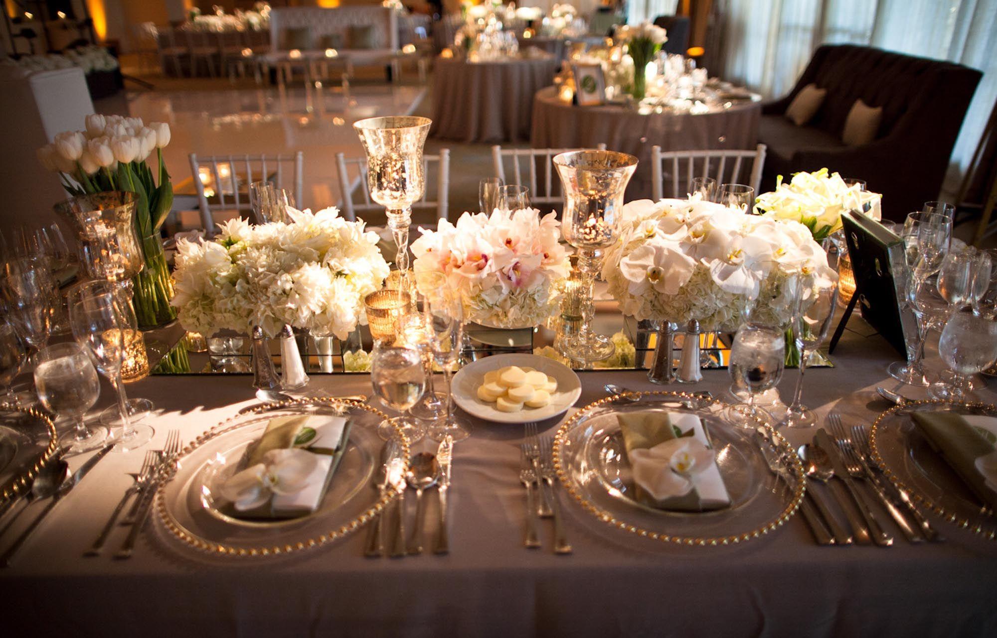 TerraneaResort Wedding Decor & Centerpieces Pinterest