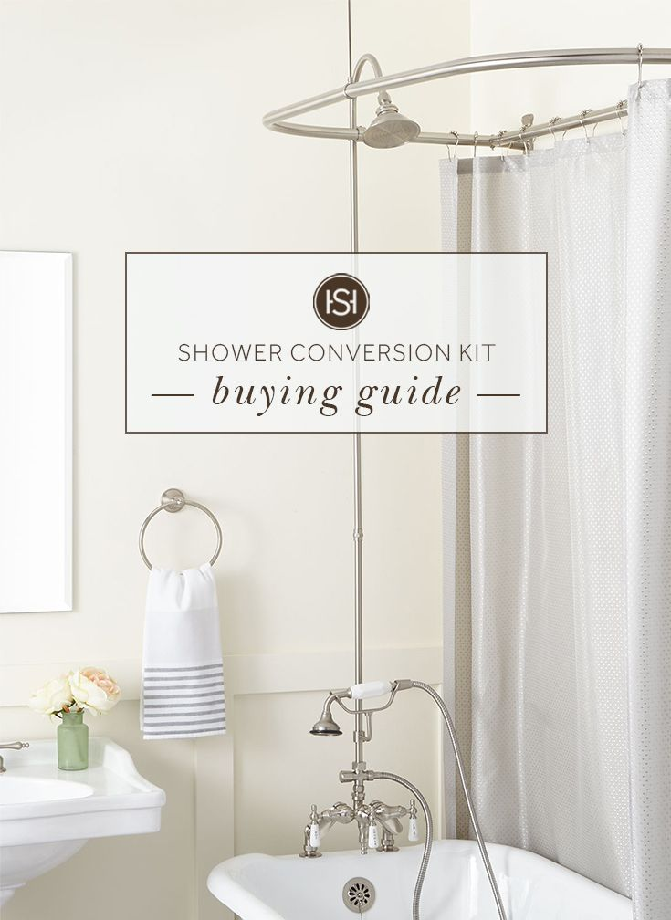Shower Conversion Kit Buying Guide In 2020 Shower Panels Shower
