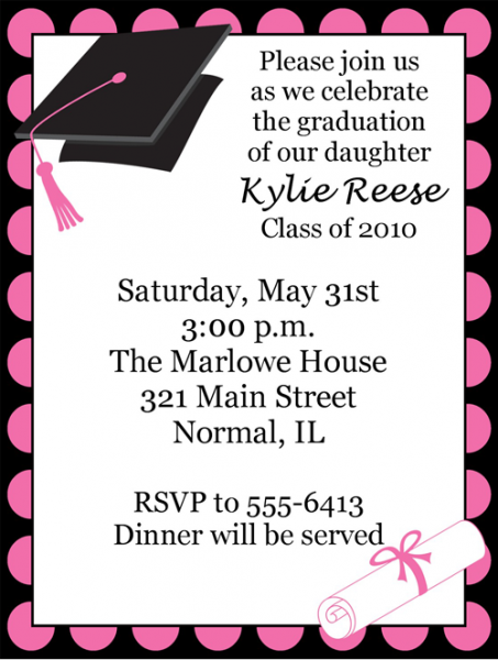 Make Your Graduation Party Memorable By The Creative Graduation