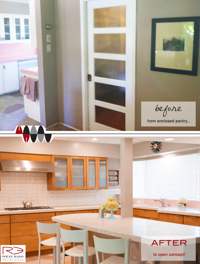Red Egg Design Group's Kitchen Transformation