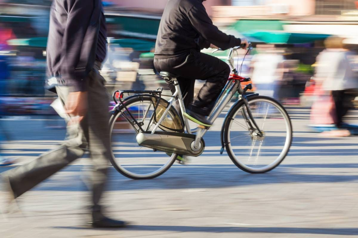 Bicyclists Are 17 Times More At Risk Of Losing Their Life In A