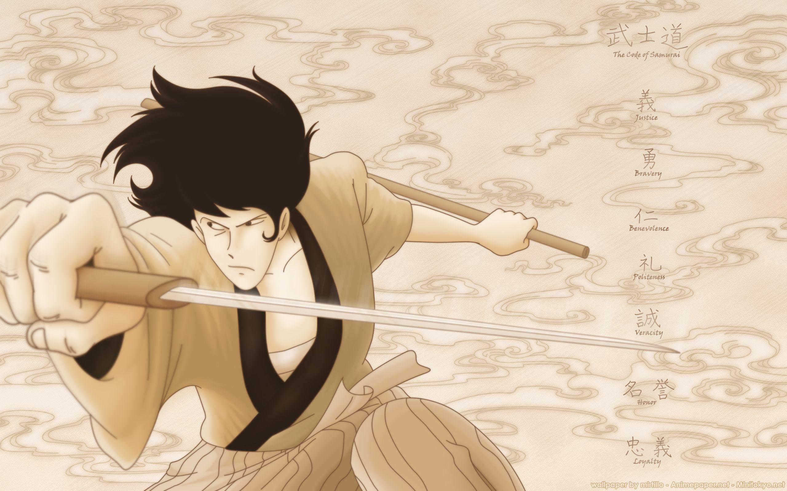 Kazuhiko Kato Tms Entertainment Lupin Iii Goemon Ishikawa