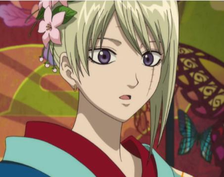 Tsukuyo Gintama マンガのデッサン, 銀月, 銀魂