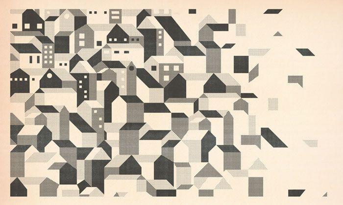 Andrew Holder Deconstruction Illustration Illustration Art