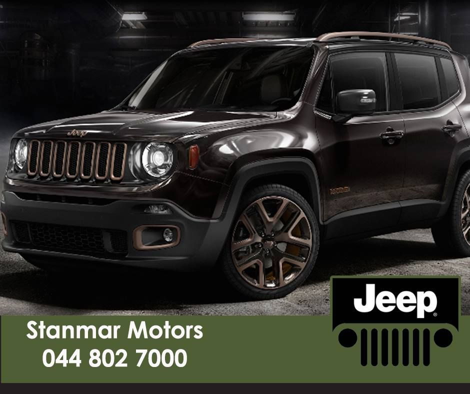 ComingSoon, the all new JeepRenegade! Watch this space