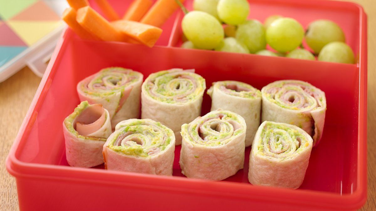 Green Giant* frozen peas make this recipe as much fun to eat as it is to say! Perfect to pack in lunches or snack boxes.