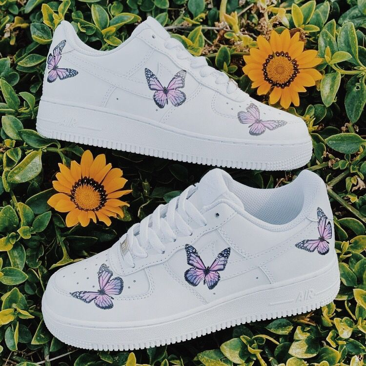 Pin on Butterfly shoes