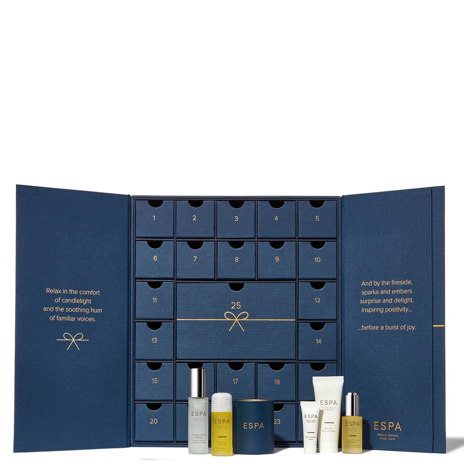 Buy Espa Comfort And Joy Advent Calendar Luxury Skincare Hair