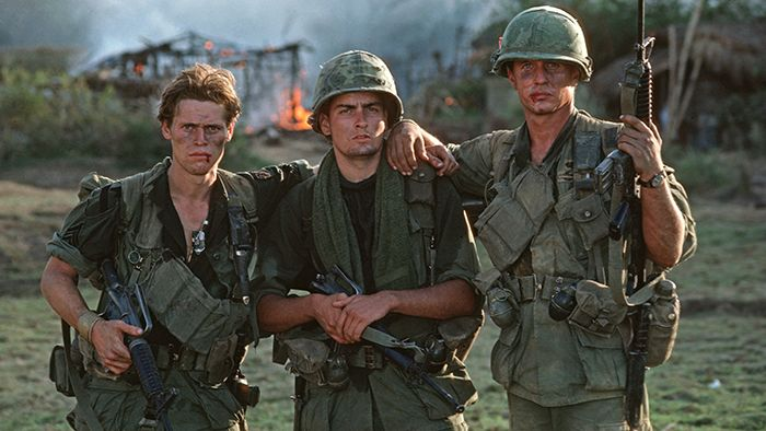 Oliver Stone S Platoon Hit Theaters 30 Years Ago Filmes