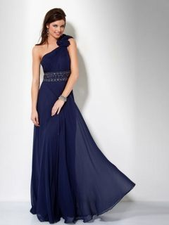 Dark Royal Blue Grand Chiffon Bridesmaid Dresses Online http://www.noellesnakedtruth.com/