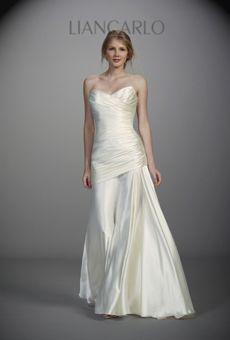 Brides: Liancarlo - Spring 2013   Bridal Runway Shows   Wedding Dresses and Style   Brides.com