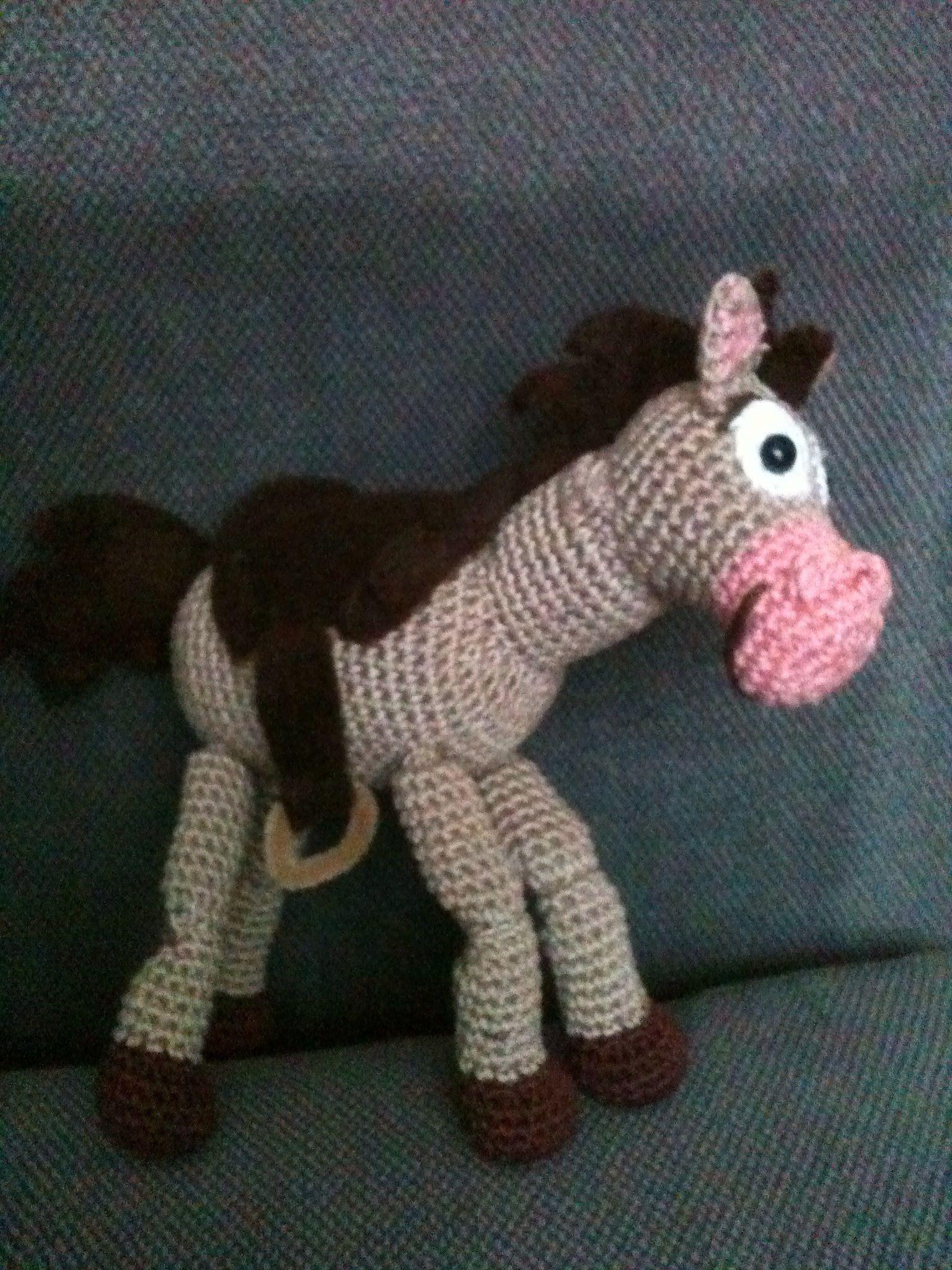 Amigurumi Chofisgurumi, Tiro al blanco, Toy Story, tejido a crochet ...