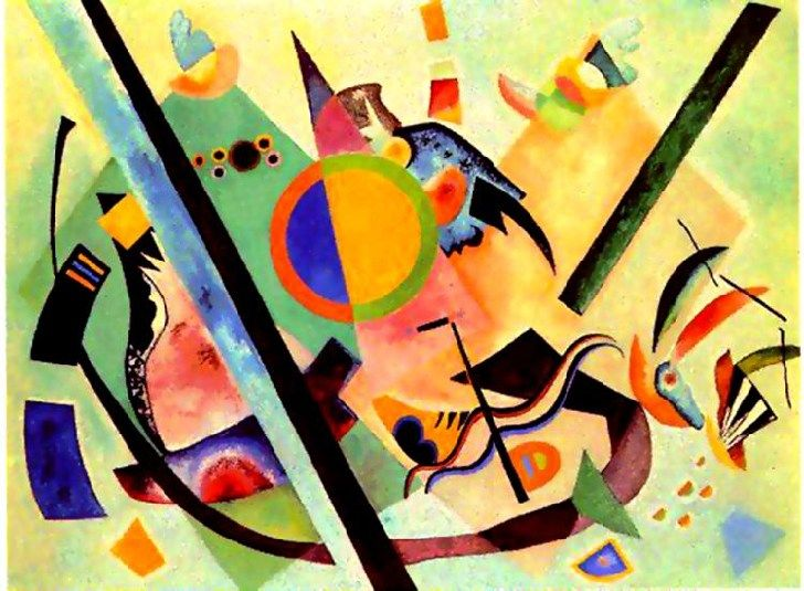 Kandinsky Inspirations - Art for Kids!   Fabulous Art ...