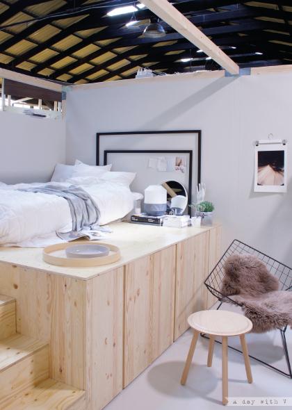 Ein Tag mit V: Ikea Designwoche 2017 - New Ideas #teenroomdecor