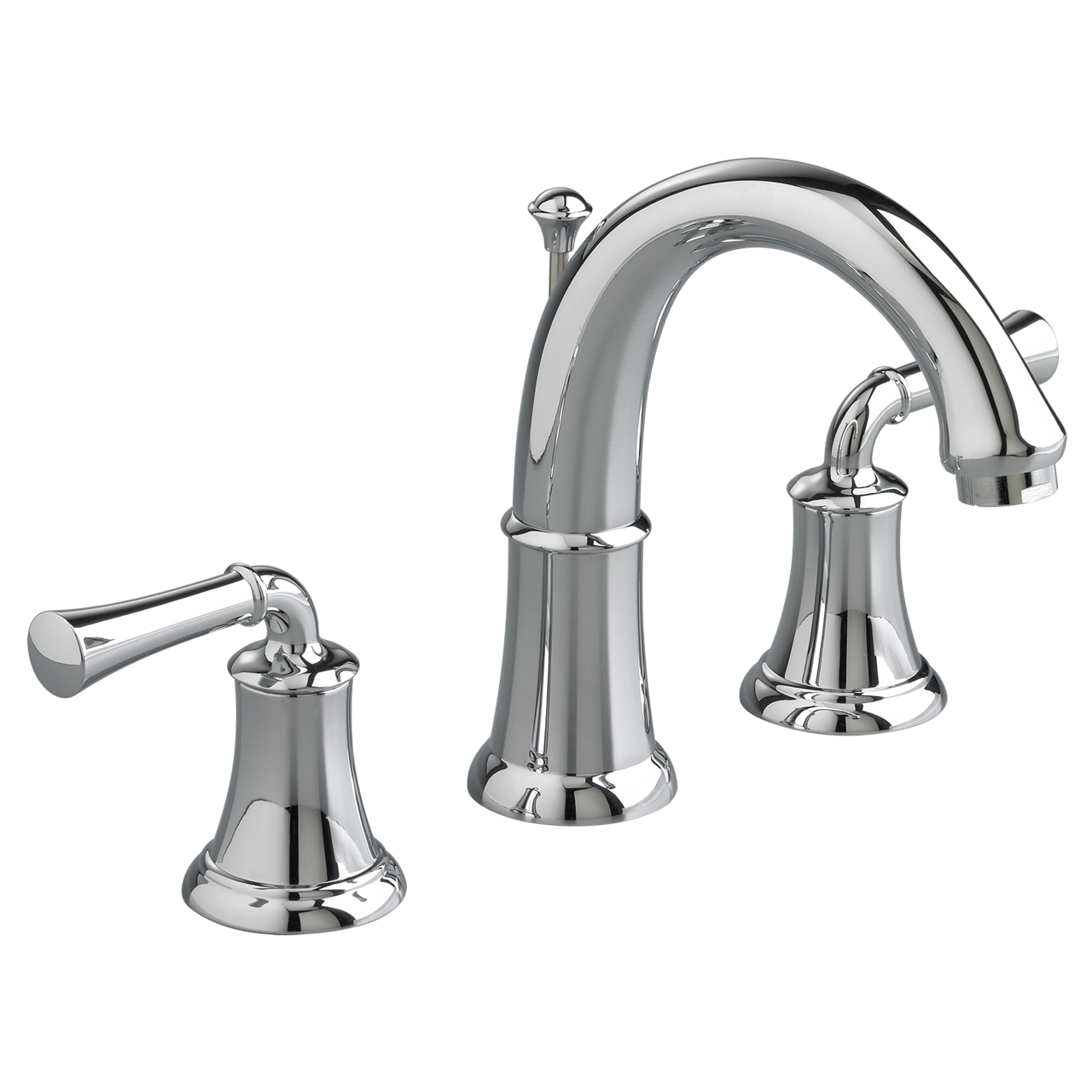 Bathroom Sink Faucets - Portsmouth 2-Handle 8 Inch Widespread High ...