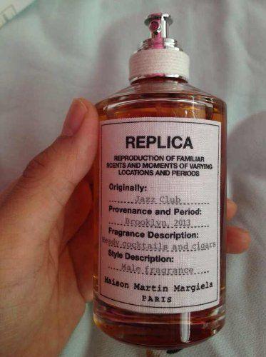 Maison Martin Margiela 'Replica' Jazz Club EDT for Men 100ml Rare  http://www.themenperfume.com/maison-martin-margiela-replica-jazz-club-edt-for-men-100ml-rare-2/