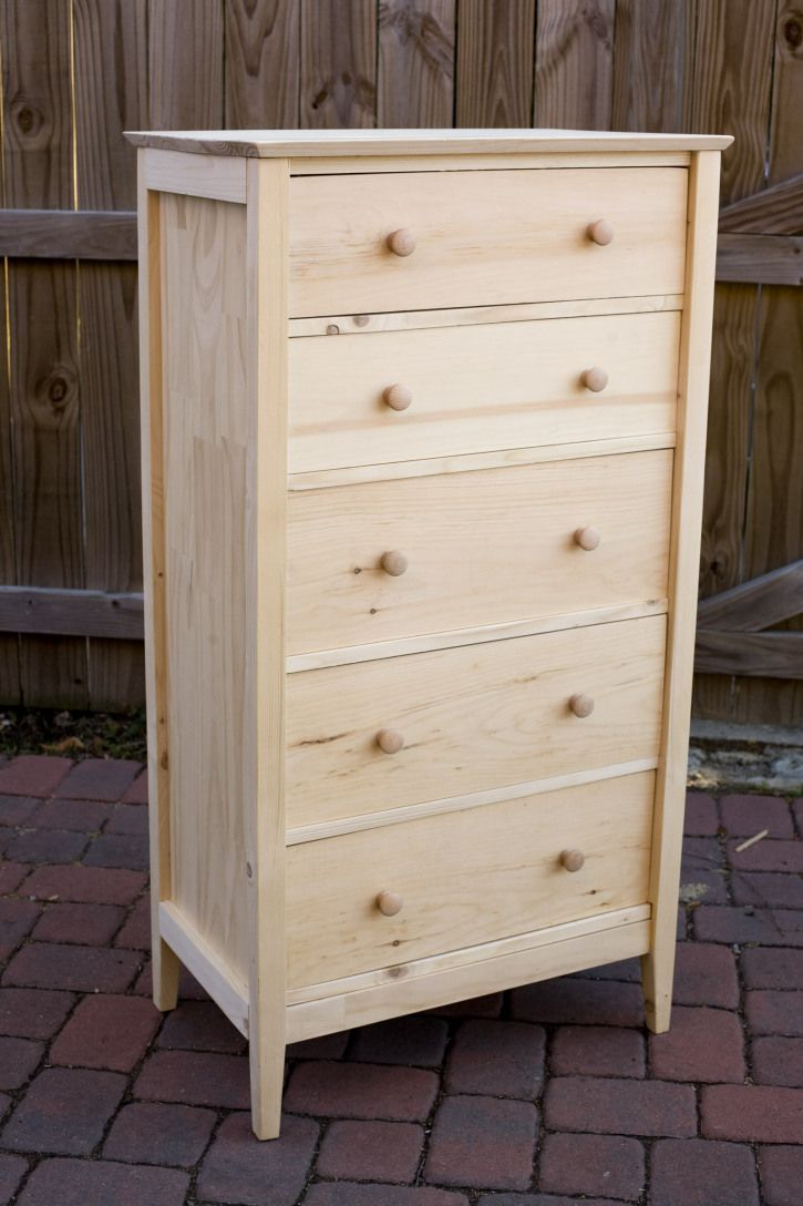 Ikea Unfinished Dresser Upright Dresser Plans Pdf Download Greene And Greene