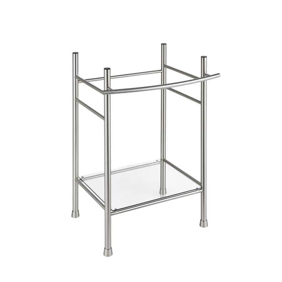 American Standard Edgemere 34 4063 In H Brushed Nickel Stainless