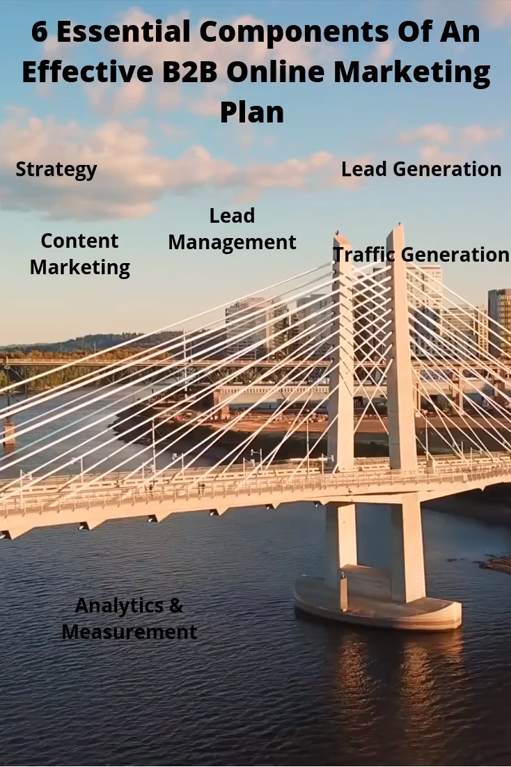 There Are A Lot Of Moving Parts With A B2b Online Marketing And Lead Generation Program In 2020 Marketing Plan Infographic B2b Marketing Strategy Online Marketing Plan