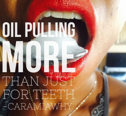 Oil Pulling-More Reasons to Start Doing It! Get rid of allergies, cure your hangover, heal cavities and more