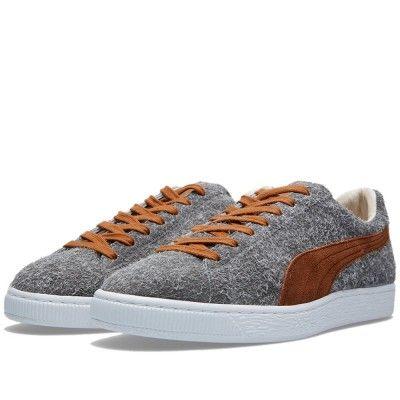 Puma Suede Angora Made in Japan Puma semsket skinn, sneaker  Puma suede, Sneaker