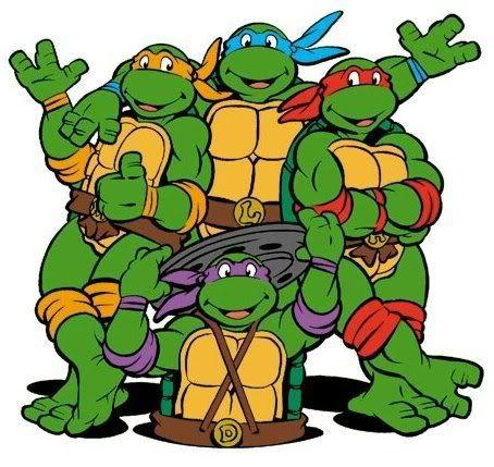 lunivers des tortues ninjas cowabunga