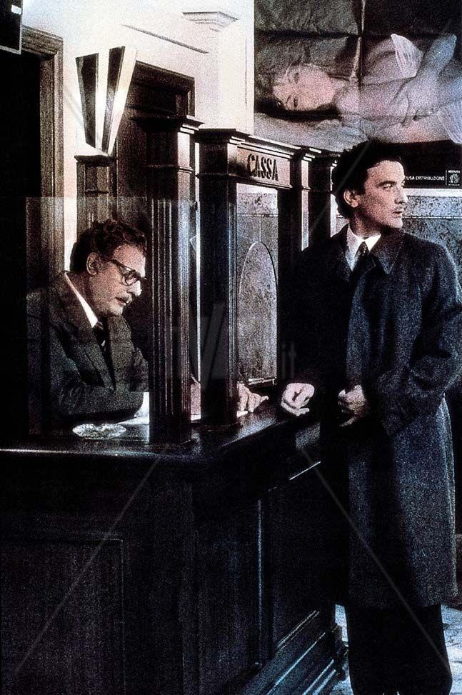 Splendor (Regia Ettore Scola) Marcello Mastroiani e Massimo Troisi ...