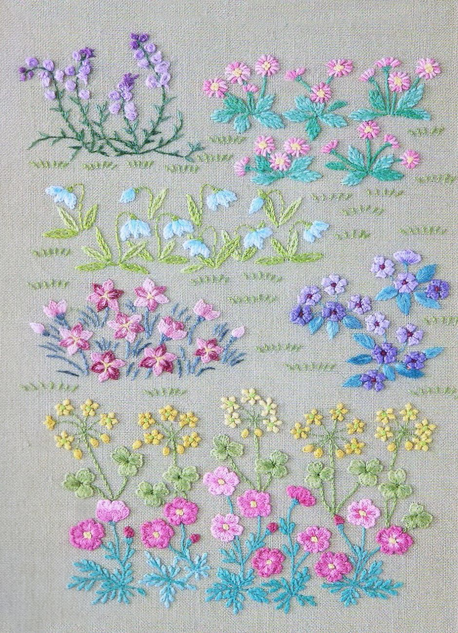 Hemming HEM2357 15 Piece Needle Crewel Embroidery, Size 7