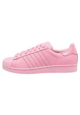 Adidas Superstar Slip On Pink Pastel