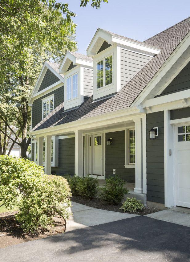 James Hardie Design Ideas Photo Showcase House Siding Exterior Siding Colors House Exterior