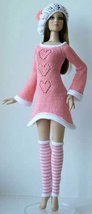 Pin de Debbie Canapp en Barbie clothes | Pinterest | Barbie, Muñecas ...