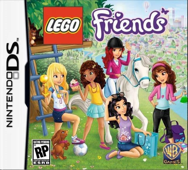 Lego Friends Ds Game Lego Friends Nintendo Ds Nintendo 3ds