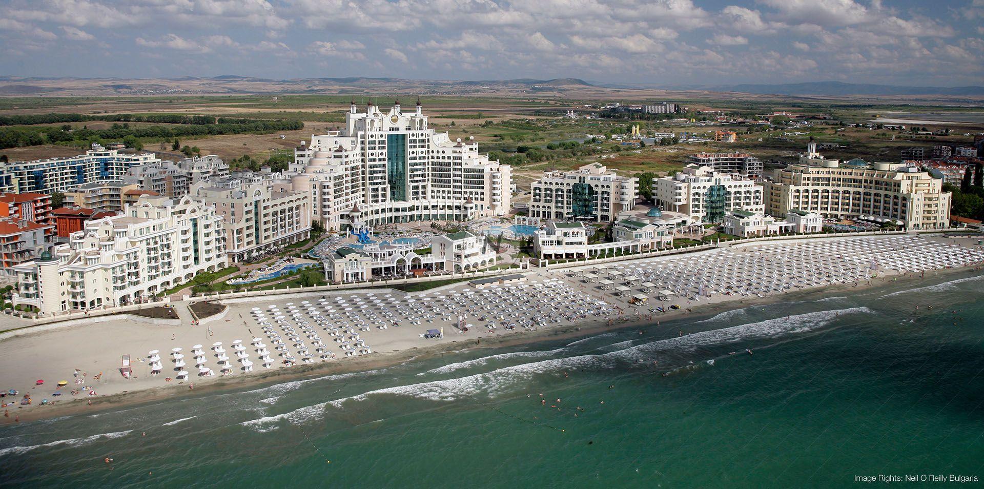 Sunset Resort Beach Pomorie Bulgaria Sunset Resort