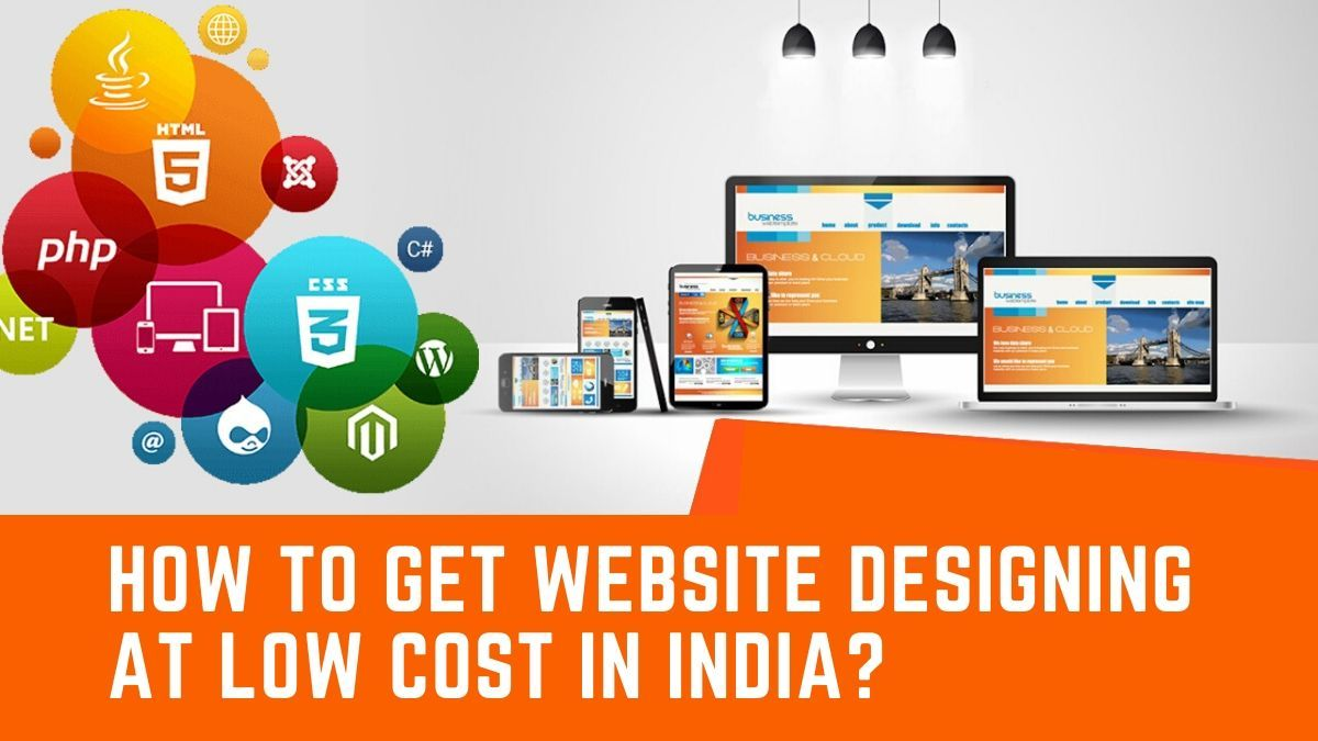 How To Get Website Designing At Low Cost In India In 2020 Website Design Fun Website Design Web Design