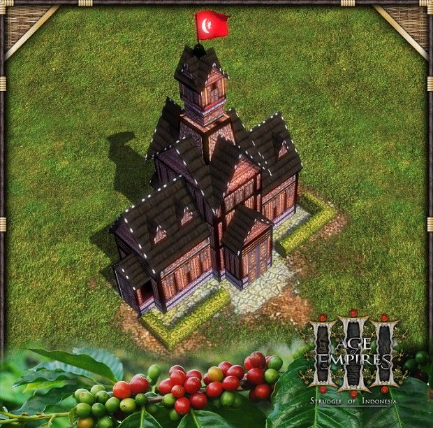 Malay Culture Age Of Empires Age Of Empires Iii Architecture