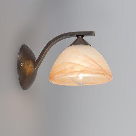 Wandleuchte Scorze 1 Rost   Wandlampe, Wandleuchte, Lampe