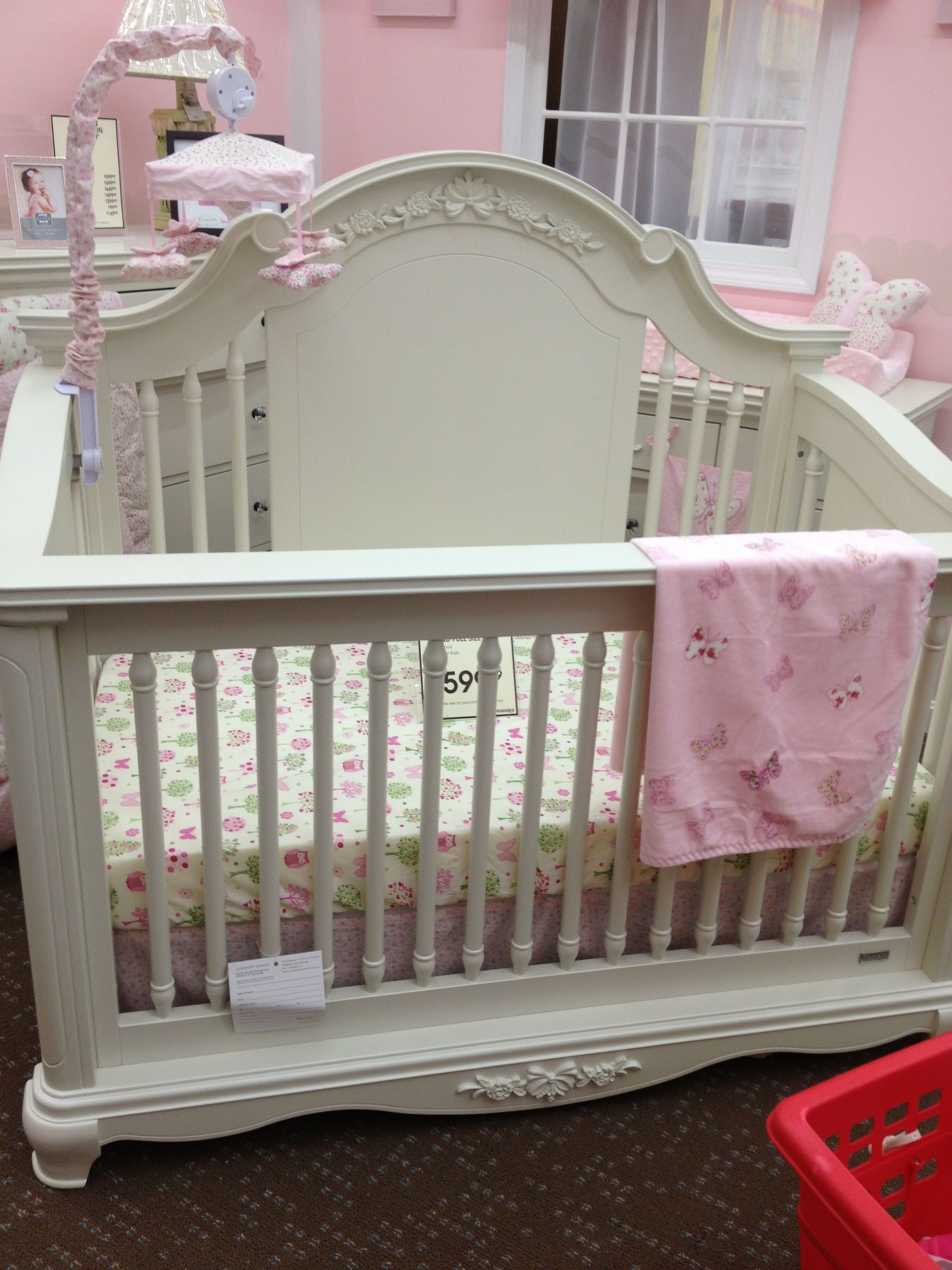 Crib for sale kelowna - Nursery Crib Girl Buy Buy Baby