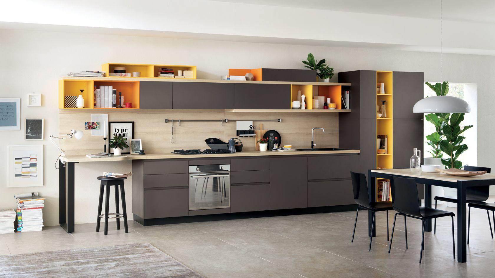 Foodshelf | Kitchen | Pinterest | Cocinas, Lechuga y Cocina lineal