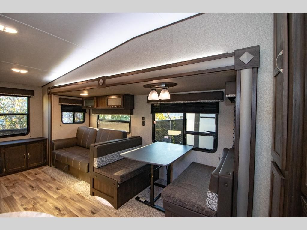 New 2019 Keystone Rv Springdale 272fwre Fifth Wheel At Shaw Rv