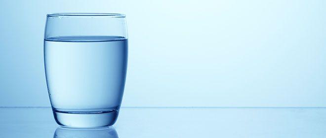 is water drinken gezond