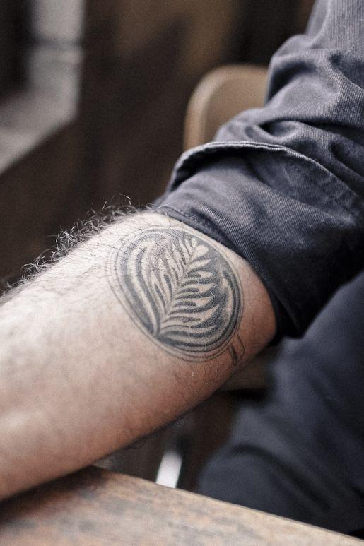 latte love tattoo