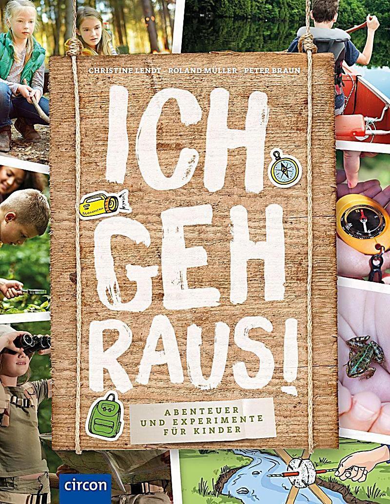 Ich geh raus! Buch von Christine Lendt versandkostenfrei bei Weltbild.de