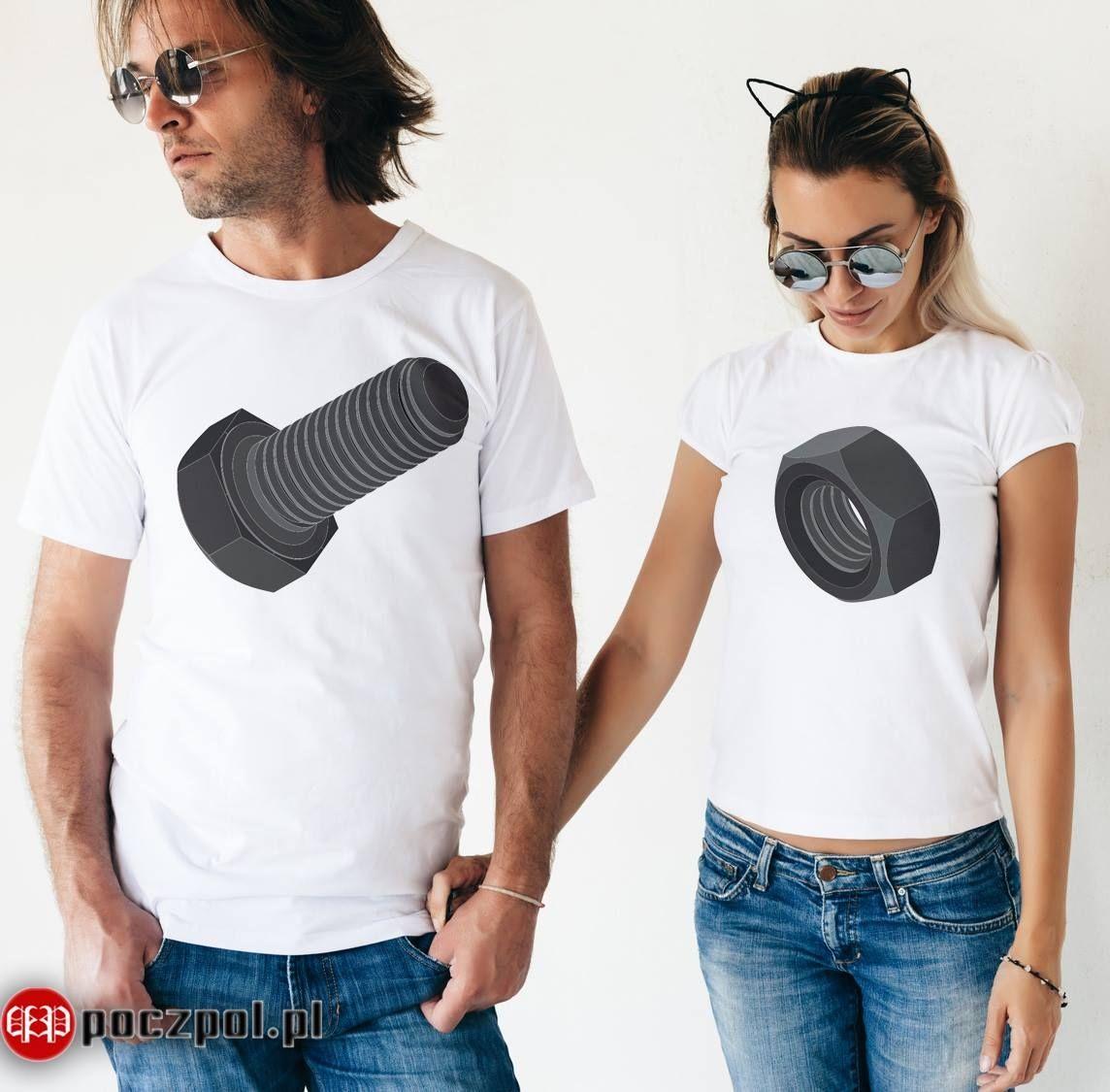 Sruba I Nakretka Koszulki T Shirt