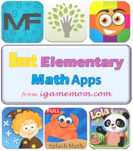 Best Math Apps for Early Elementary School Kids Math
