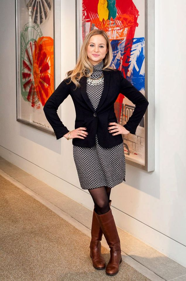 What I Wear to Work: At a Law Firm | Stylists, Brown boots and Public
