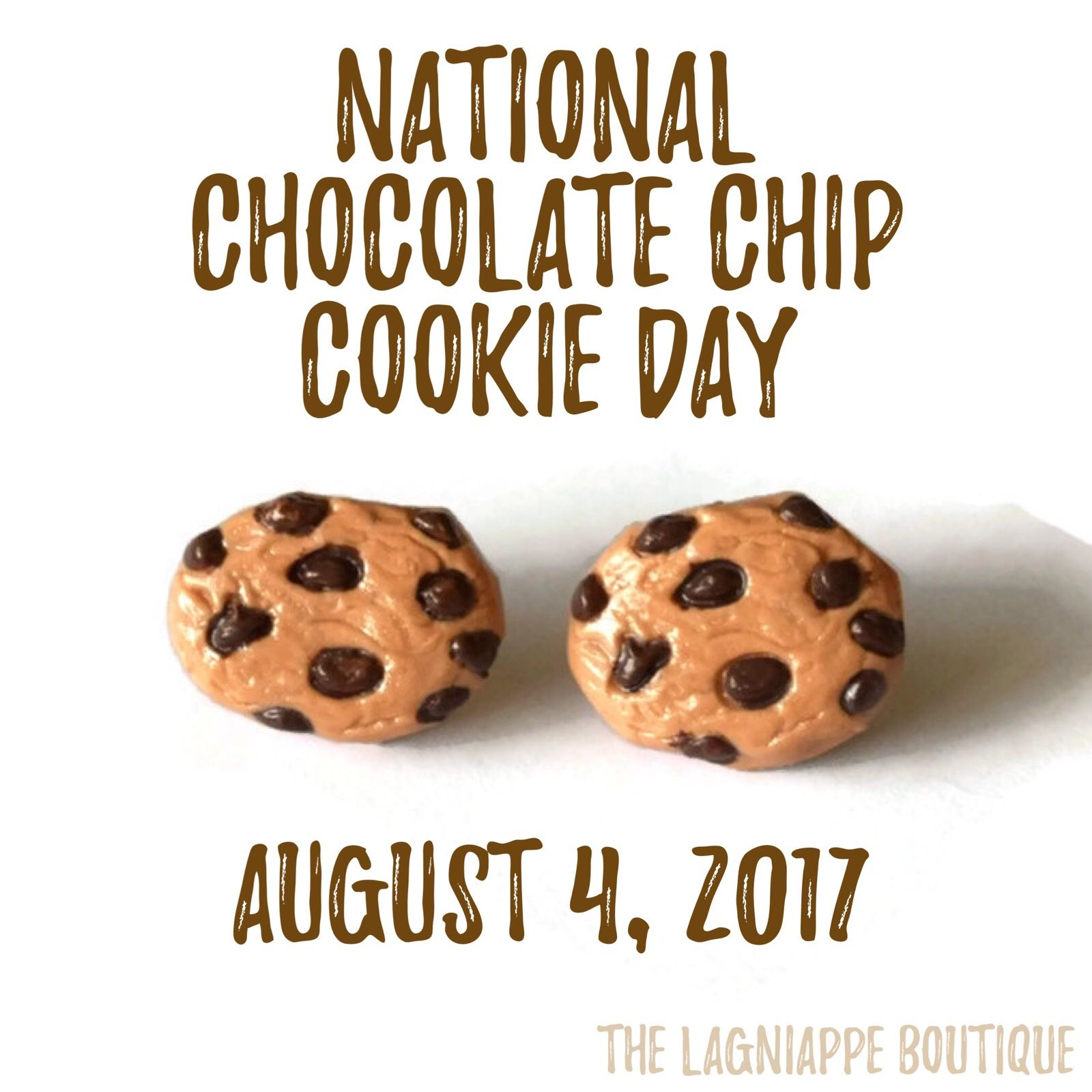 Celebrate National Chocolate Chip Cookie Day By Making Your Favorite Cookies And Adding Extra Chocolate Ch Chocolate Chip Cookies Favorite Cookies Chip Cookies