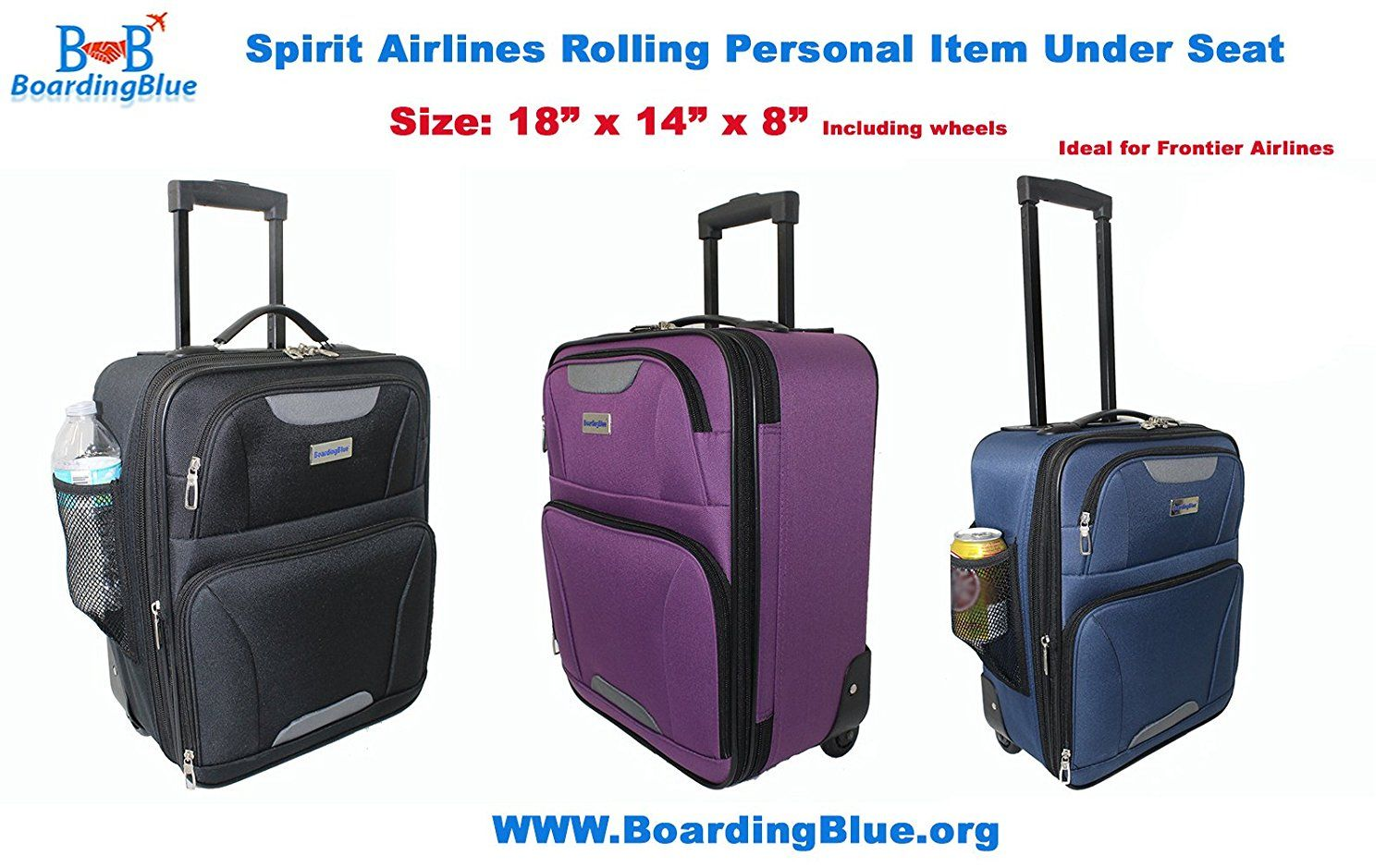 American Airlines Personal Item United Airlines And