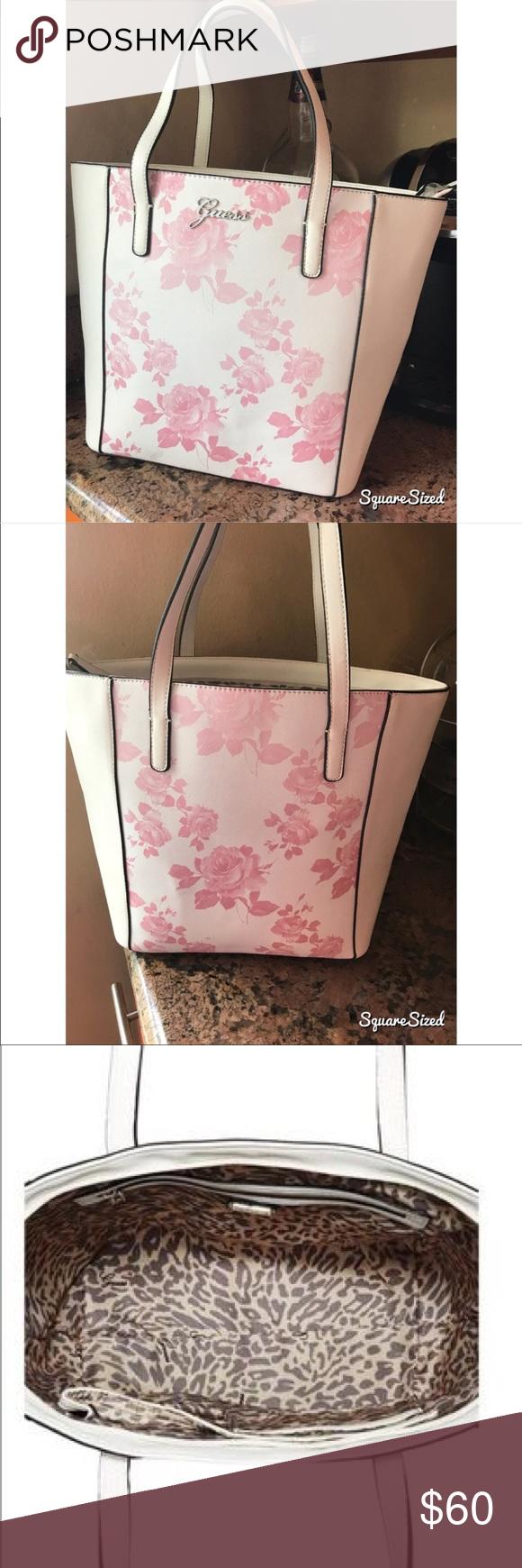 6a41e50d09 GUESS SONJA BAG FLORAL DESIGN NEW New!!! Sonja floral design guess tote.